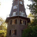 Tårnet i Svanninge Bakker, foto Emil Andresen.